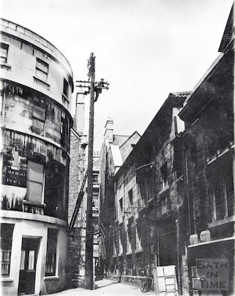 St. Michael's Place, Bath, c.1950s