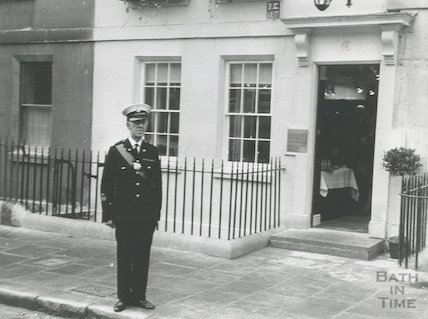 Peppiatt Gallery, Old King Street, Bath, January 1974.