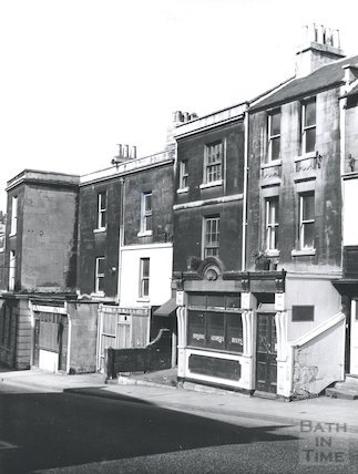 Claverton Street, Bath, 1965.