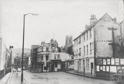 Claverton Street, Bath, c.1960s