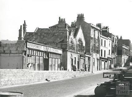 Claverton Street, Bath, 1965