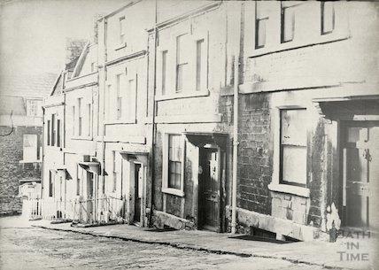 High Street Lansdown, north side, 1965.