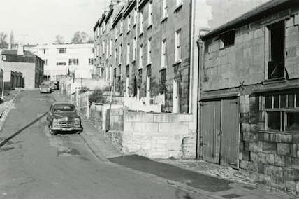 Northampton Buildings, Bath, c.1960s