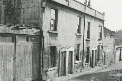 Northampton Cottages, Northampton Buildings, Bath, c.1960s