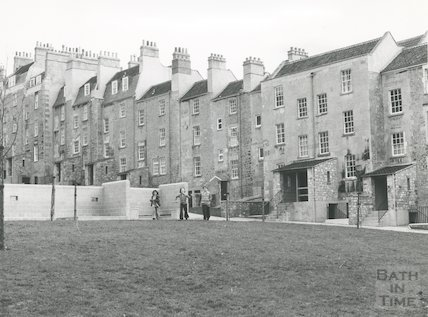 Morford Street, after renovation, 3rd January 1976