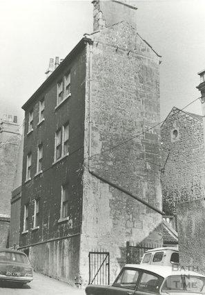 32 Morford Street, Bath, 1968