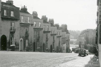 Northampton Street, Bath, c.1960s