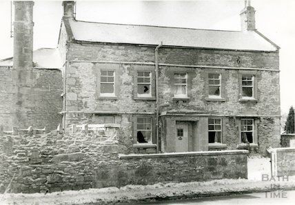 Old Red Lion, Odd Down, Noad's Corner, March 1970