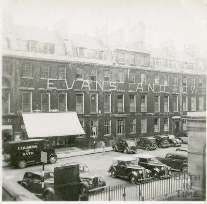 Evans & Owen, Alfred Street, Bath, c.1930s