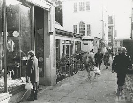 Bartlett Street, 27th November 1972