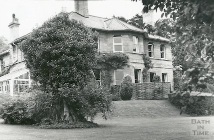 West Hill, College Road, Lansdown 1969