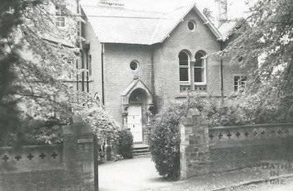 Laggan, College Road, Lansdown 1969