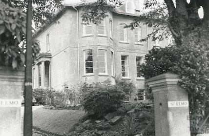 St Elmo, College Road, Lansdown 1969