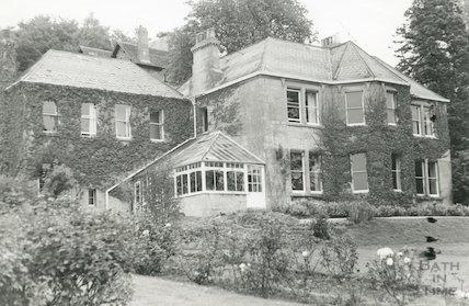 Lewsdon - Headmasters House, College Road, Lansdown 1969