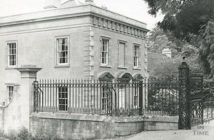 North Lodge, College Road, Lansdown 1969