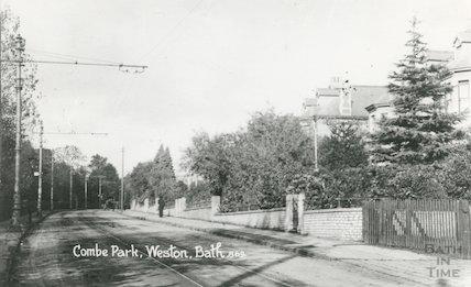 Combe Park Weston Bath c.1915