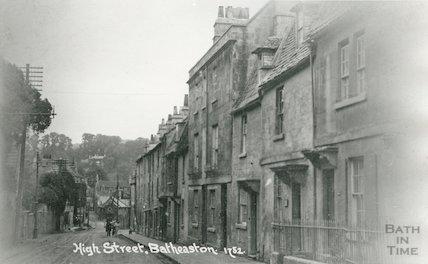 High Street Batheaston c. 1915