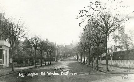 Kennington Road, Weston c. 1915