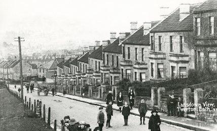 Lansdown View, Twerton c.1915