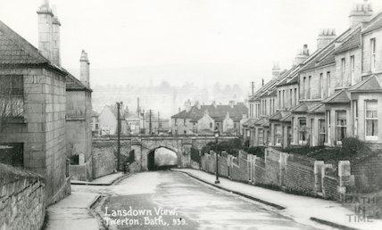 Lansdown View, Twerton c. 1915