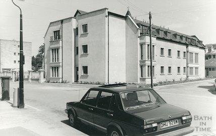 St. John's Road, New Flats, July 1988