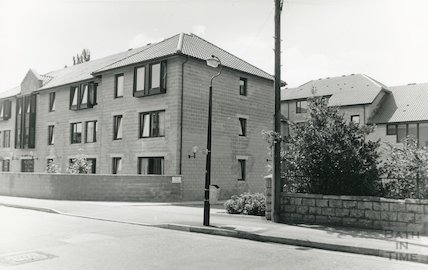 St. John's Road, New Flats, July 1988