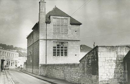 St. John's Road School (South Side) 1969