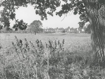 Penn Hill Road, Weston, October 1972