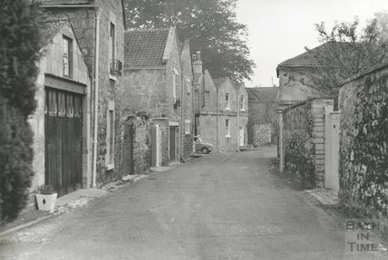 Upper Lansdown Mews, Bath, 1969
