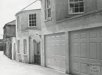 Lansdown Mews, Bath, c.1980s?