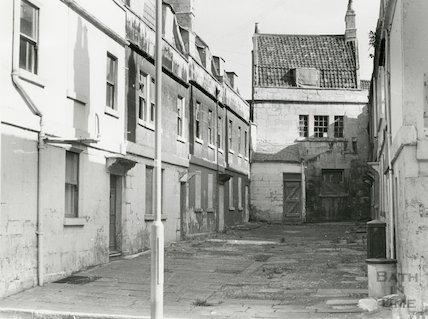 St. Anne's Place, New King Street, Bath, c.1975