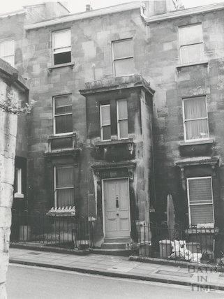 No.3 Clarendon Villas, Widcombe Hill, Bath, 1975