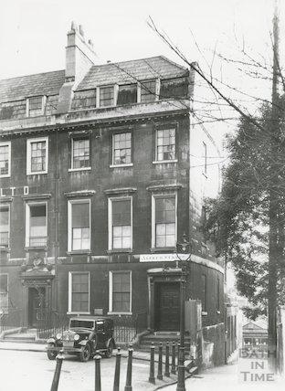 No.15 Alfred Street, Bath 1937