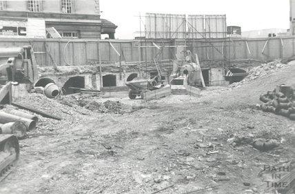 New Bond Street Development, September 1980