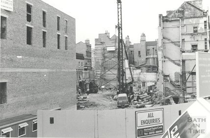 New Bond Street Development, September 1980
