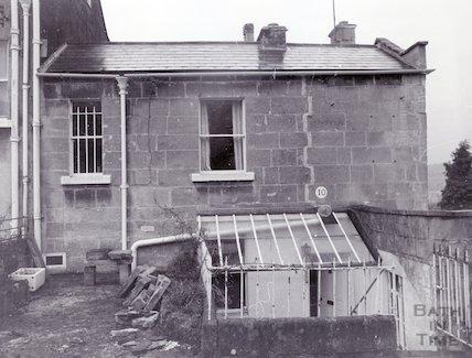 10 Cambridge Terrace, Widcombe, Bath, 27th January 1982
