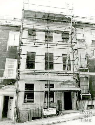 2 Great Bedford Street, Bath, November 1981