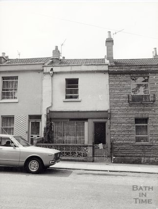 34 Brougham Hayes, Bath, 9 June 1982