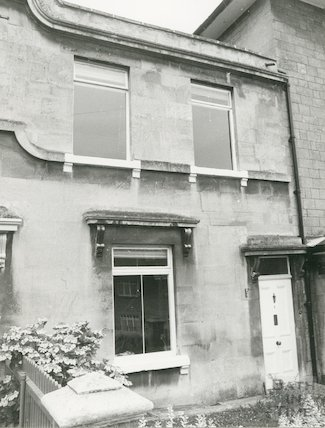 1 Abbey View, 1st August 1982