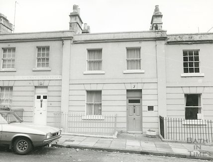 5 Berkeley Place, Camden Road, Lower Camden Place, 20 October 1982