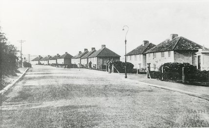 Englishcombe Lane, Bath, c.1940s?