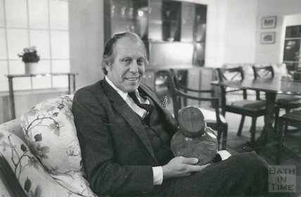 Ken Fullalove, Managing Director of Bath Cabinet Makers, 10 January 1983