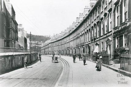 The Paragon, Bath, 1911