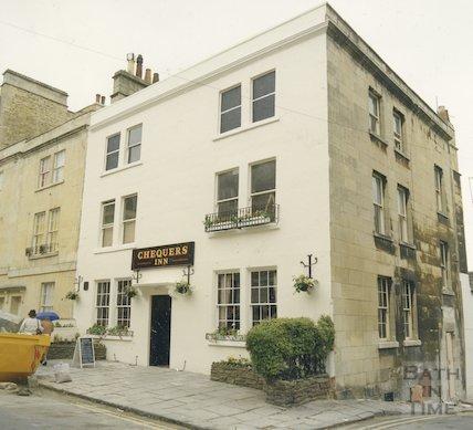 The Chequers Inn, Rivers Street, 1989