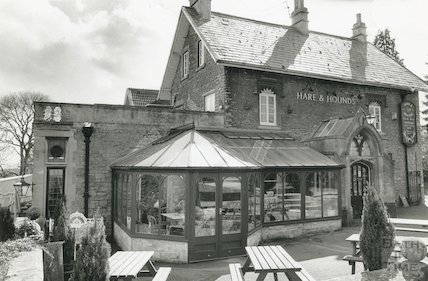 The Hare and Hounds, Lansdown, Bath, 1991