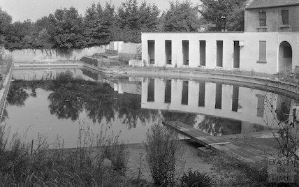 Cleveland Baths, Bath, 3 August 1981