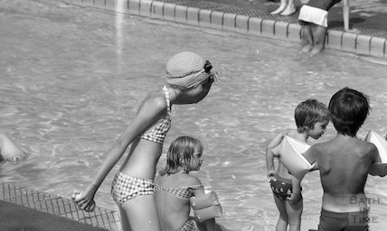 Cleveland Baths, 12 August 1977
