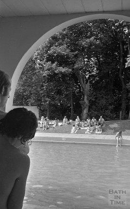 Cleveland Baths, 5 July 1973