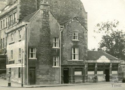 The Marlborough Tavern, Marlborough Lane, Bath