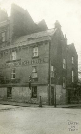 The Marlborough Tavern, Marlborough Lane, Bath, c.1940s?